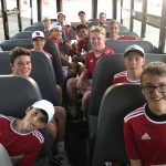 Boys Varsity tennis pulled out a very close 3-2 win over Huntington