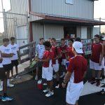 Boys Varsity Tennis falls to Canterbury 1-4