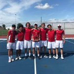 Boys Varsity Tennis places 2nd at West Noble Invitational