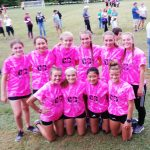Girls Varsity Cross Country finishes 10th place at New Haven Classic @IPFW
