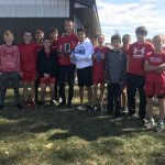 Jets Cruise to Middle School Cross Country ACAC Championship