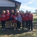 MS Lady Jets Capture ACAC Cross Country Championship
