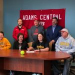 Hawkins Commits to Adrian College