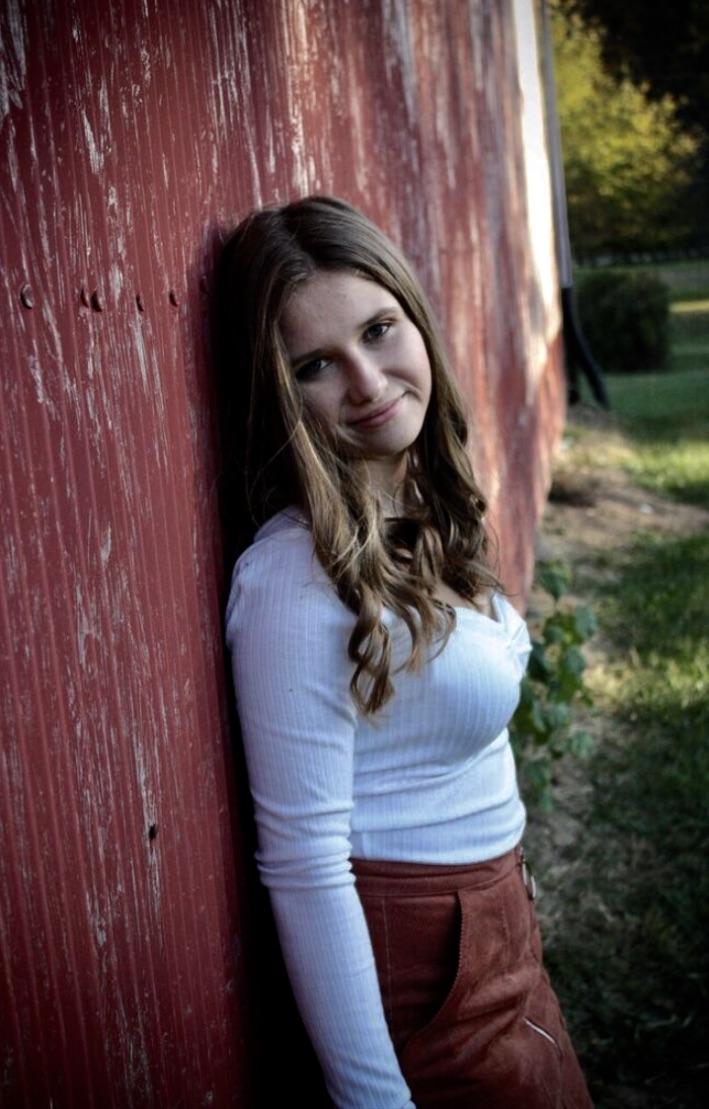 Spring Senior Spotlight:  Jennafer Vetter