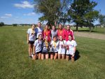 Girls Varsity Cross Country finishes 2nd place at South Adams Invite