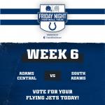 AC v SA Colts Friday Night Tour
