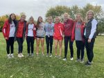 Girls Varsity Cross Country finishes 6th place at Regional