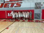 The Jets win 8th grade AC Tourney Championship over Jay County