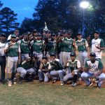 2017 Clayton County JV Baseball Champions