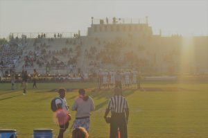 Aug. 18: The Morrow Mustangs v. The Hampton Hornets