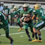 Fan's Choice Football Player of the Week: Tabious Clemmons, Morrow High