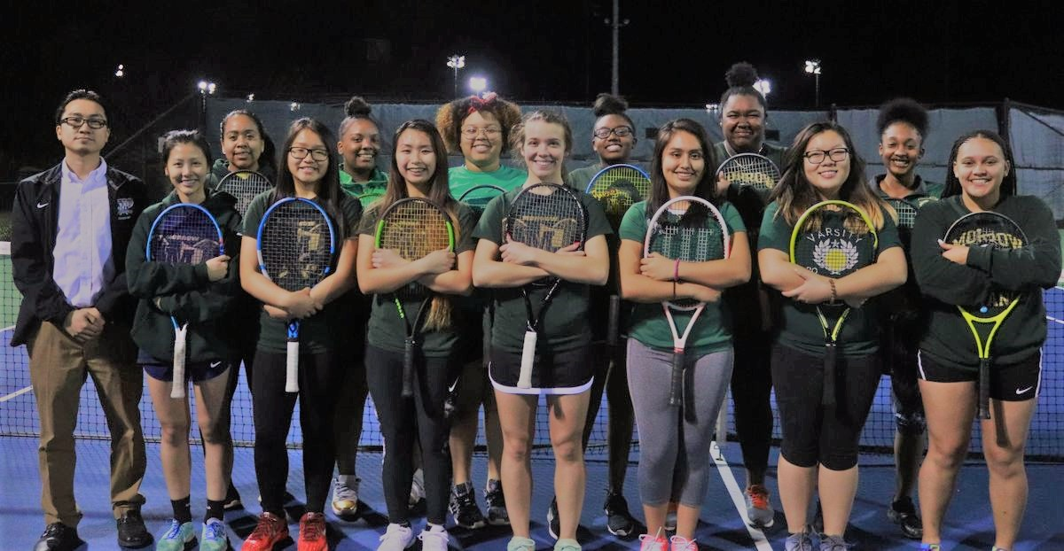 TENNIS: Morrow Girls Qualify for Class AAAAA State Playoffs