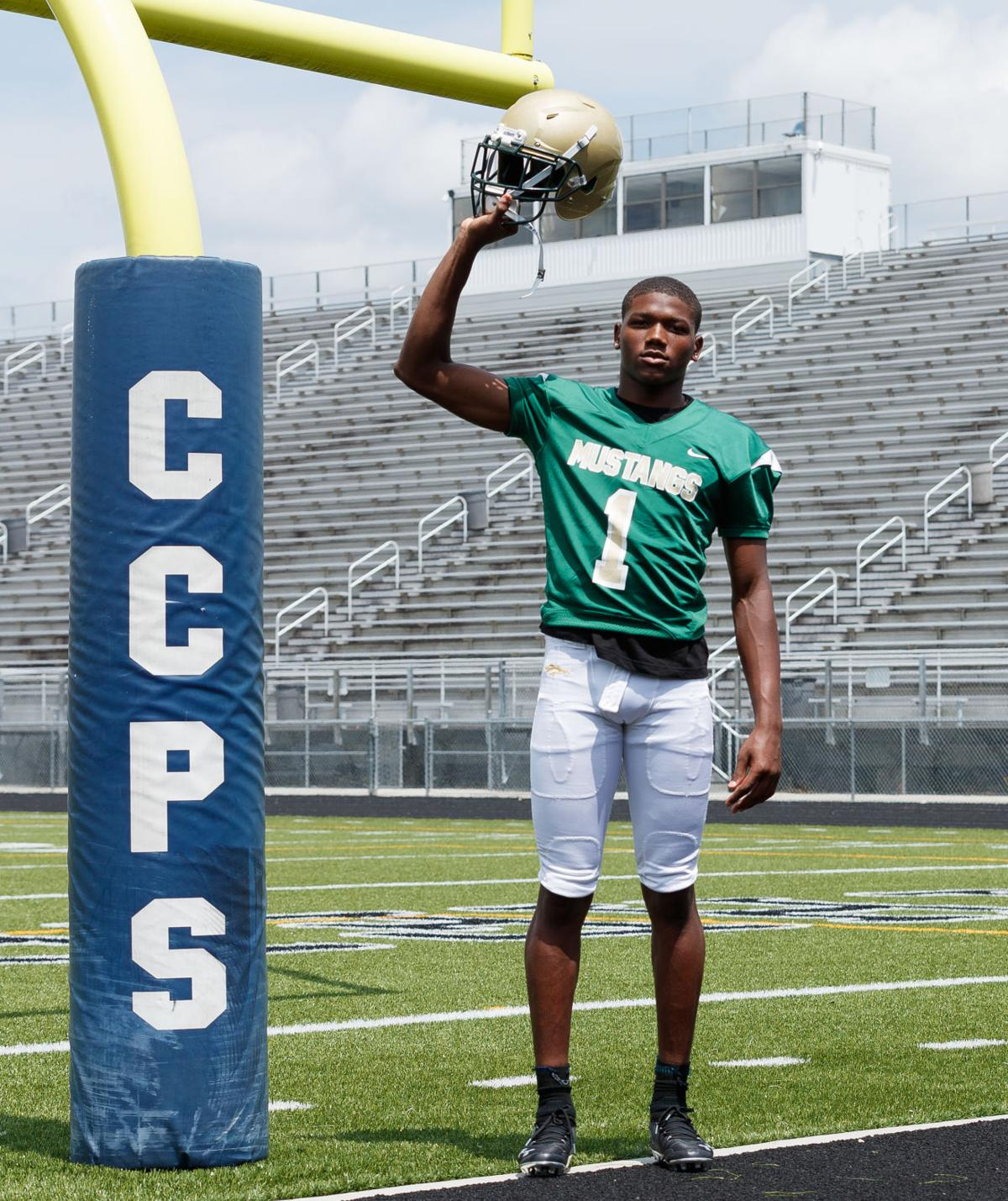 Clayton County Super Six: Jimmy Calloway, wide receiver, Morrow High
