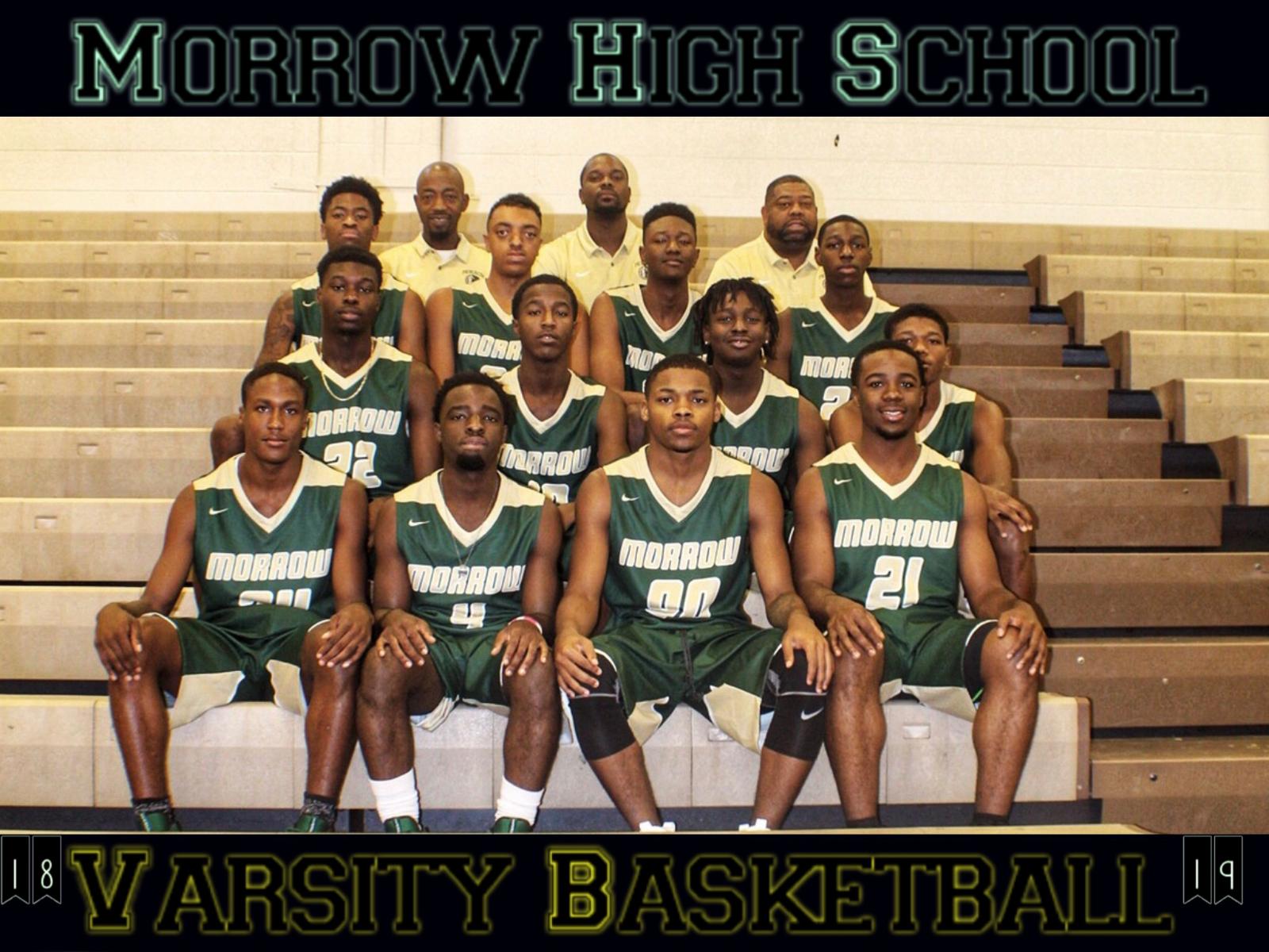 18-19 MHS Varsity Boys Basketball Team