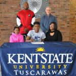 Kent State Tuscarawas Signs Morrow High School Senior to Wrestling Team