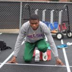 TRACK: Christia'n Jarvis led Morrow to County championship