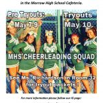 19-20 MHS Cheer Tryouts