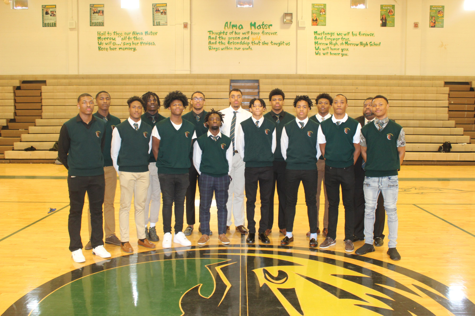 Morrow Mustangs Advances to Playoffs