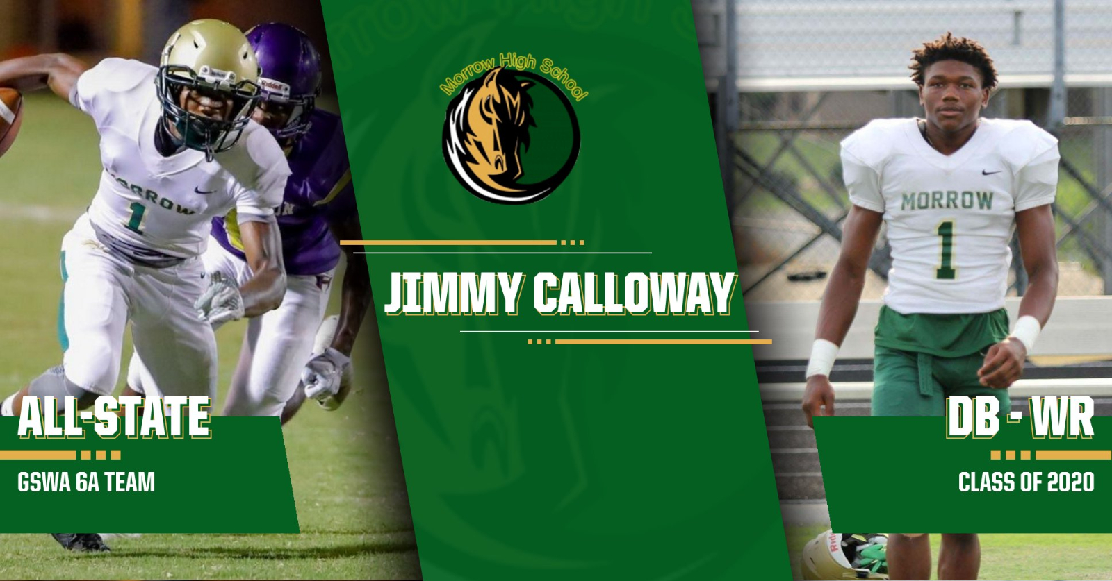 GSWA Honors Jimmy Calloway
