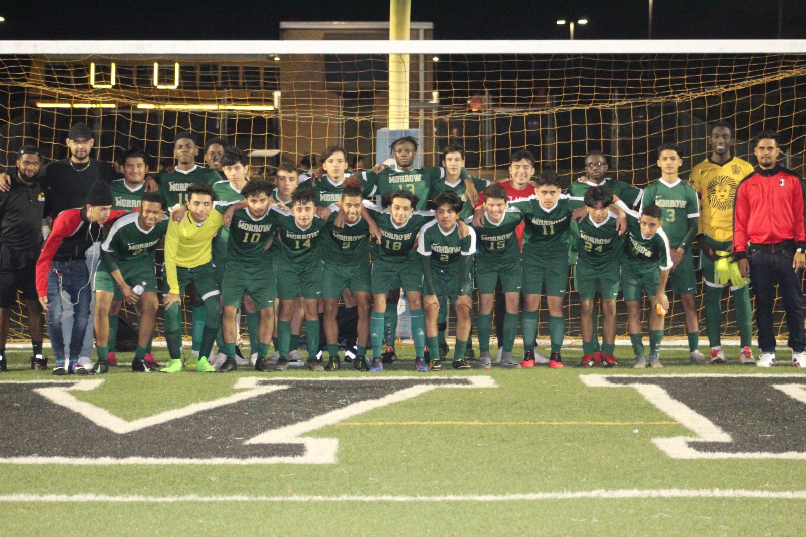 Tight-Knit Morrow Boys Soccer Team Posted Successful 2020 Season