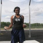 Riverdale's Runeshia Williams coming into her own in field events
