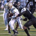 Deon Andrews Named Clayton County Defensive Player of the Week