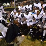 Defense Leads Raiders in 50-0 Win over Henry County