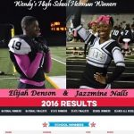 Riverdale's Cheerleader and Football Player Become Wendy's High School  Heisman's
