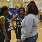 Lady Raiders Defeat Drew in Scrimmage