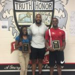 2017 Will Rackley III Scholarship Winners – Jazzmine Nall & Vontrez Leonard