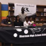 Jackson Signs Track & Field Scholarship to Columbus State University