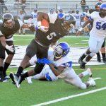 Raiders Fall Short Versus North Clayton