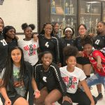 Girls Varsity Volleyball beats Forest Park 2 – 0