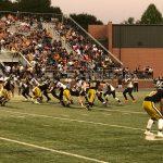 Boys Varsity Football falls to Carrollton 48 – 34