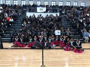 Fox 5 Team of the Week Pep Rally