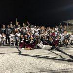 JV Football wins County Championship