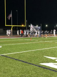 Whitewater Game – 10/26/19
