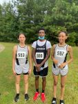 Raiders Cross Country start season off Strong