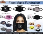 MASK ON – Girls Basketball Fundraiser