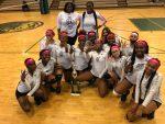 Lady Raiders bring home JV Volleyball Championship