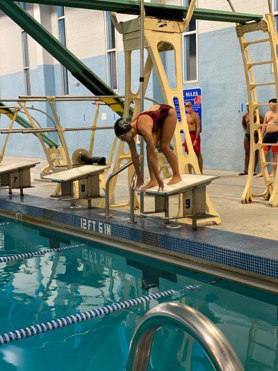Raiders Swim 20-21