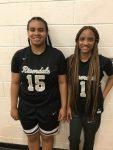 Girls Varsity Basketball beats North Clayton 44 – 35