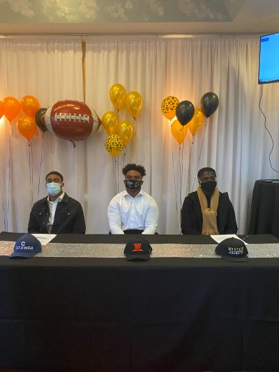 2021 National Signing Day Party