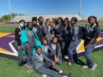 Lady Raiders Track, Region 5-AAAA Runner Up