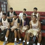 Alabama Basketball Team Camp
