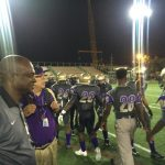 Coach Jerry Phillips and Easton Football Team Dominate Clark