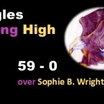 Eagles Shut Out  Sophie B. Wright