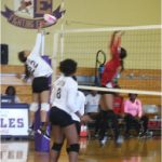 Taila Gray Leads with 6 Kills to beat W. Jeff