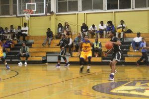 Eagles /Landry Walker Basketball