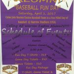 Alumni Baseball Fun Day This Weekend